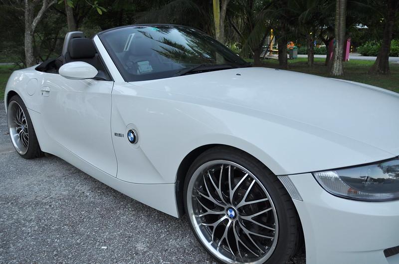 BMW・Z4(E85/E86型)スタイリング7