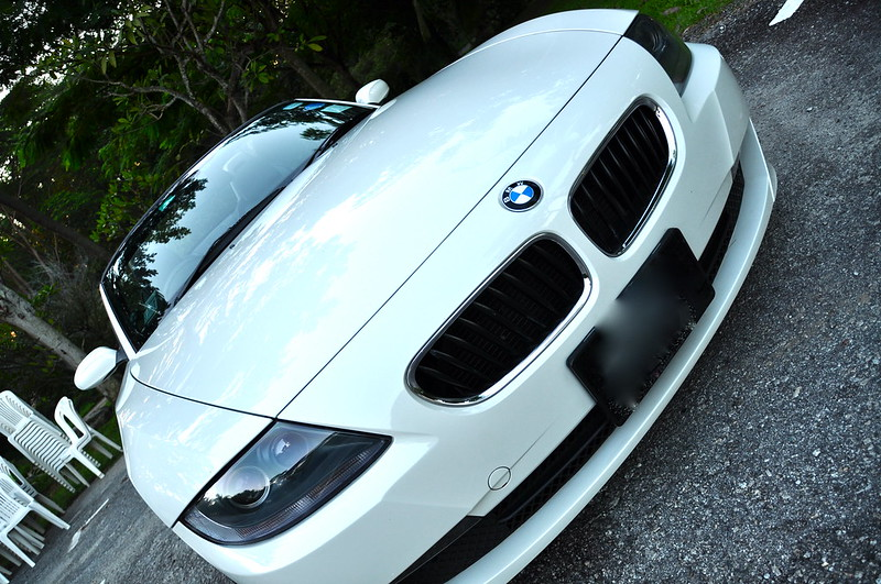 BMW・Z4(E85/E86型)スタイリング8