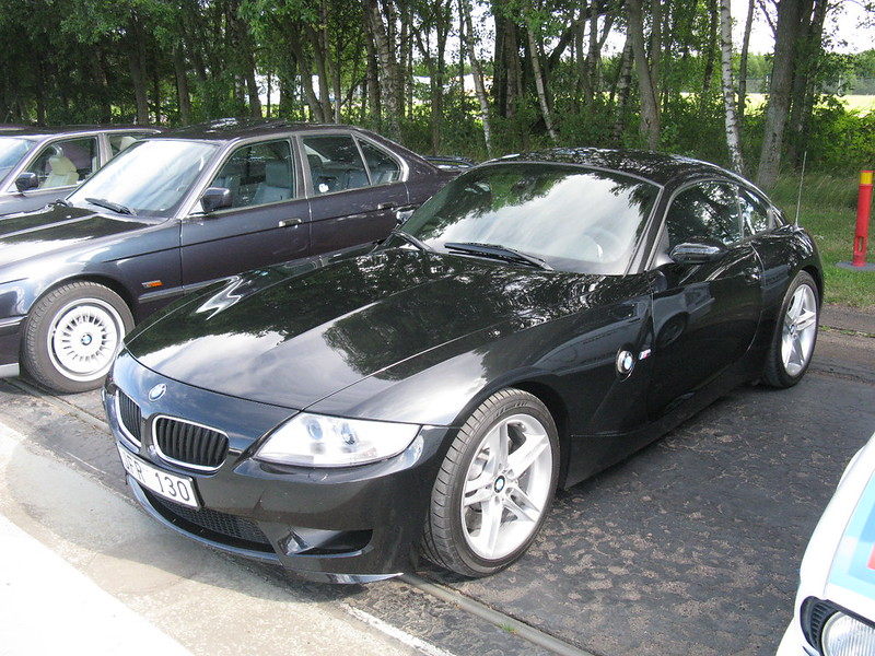 BMW・Z4(E85/E86型)スタイリング9