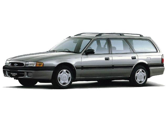 フォード・テルスターシリーズ(GF/GW型)旧型