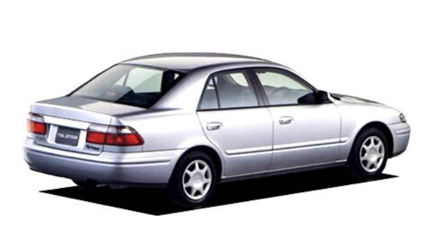 フォード・テルスターシリーズ(GF/GW型)11
