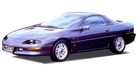 シボレー・カマロ(CF型)スタイリング4