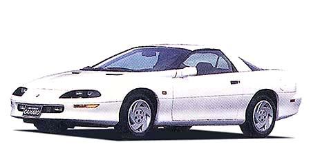 シボレー・カマロ(CF型)スタイリング3