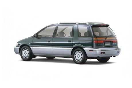三菱・シャリオ(N30/40系)スタイリング2