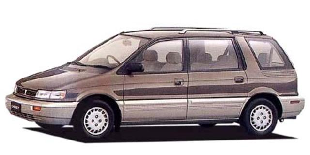 三菱・シャリオ(N30/40系)スタイリング5