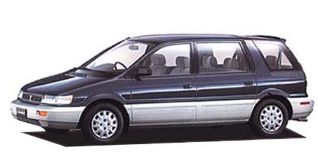 三菱・シャリオ(N30/40系)スタイリング6