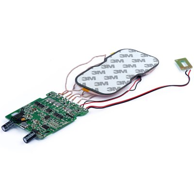 Excellent Creative DIY Qi Wireless Charging PCBA Circuit Board with Qi-Standard 3 Coils