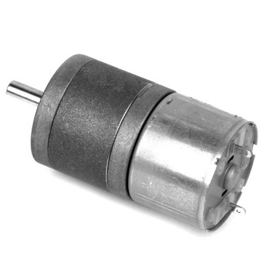 ZnDiy - BRY Practical High Torque Gear Box Motor + 25GA - 6V - 300 DC 6V 300rpm