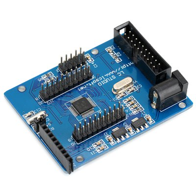 LPC2103 Minimum Learning Development Board with 5V Input Voltage