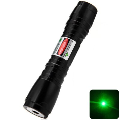 High Performance 808 5mw 532nm Green Laser Pen CR123A Zoomable Projector Laserpointer