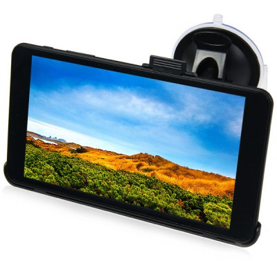 HUNYDON HY - 131 7 inch TFT LCD Touch Screen Car GPS Navigator