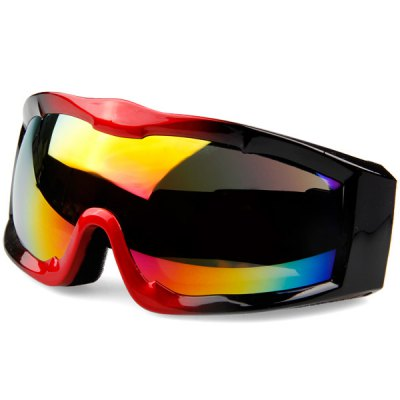 HM004 Cool Goggle Colorful Lens Outdoor Eye Protector Windproof Eyewear