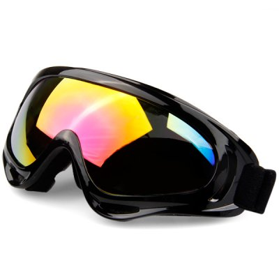 HM006 Cool Goggle Colorful Lens Outdoor Eye Protector Windproof Eyewear