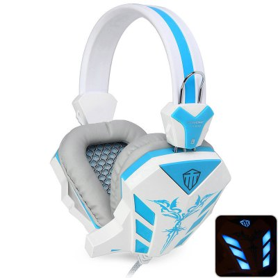 Cosonic CH  -  6118 Noice Isolation USB Stereo Gaming Headset with 2.4m Cord Micrphone Volumn Control