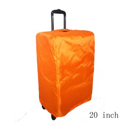 Practical Water Resistant 20 inch Luggage Cover Protector Antiabrasive Travel Suitcase Shield