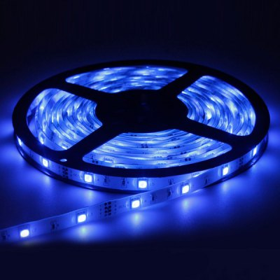 5 Meters 27W SMD - 5050 1800LM Waterproof 150 - LED Flexible Decoration Strip Light Rope Light Blue