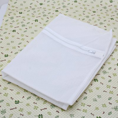 50 x 70 cm Laundry Bag Clothing Cleaning Bags with Zipper Design