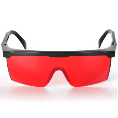 Protective Green Laser Safety Eyewear 532nm Radiation Resistant Laser Glasses