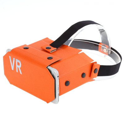 VR Foldable Virtual Reality 3D Glasses for Smartphone