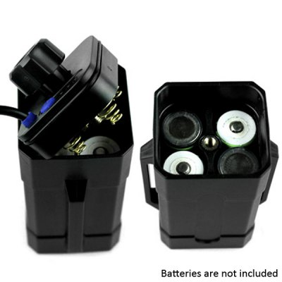 Solarstorm 2S2P 18650 Battery Case