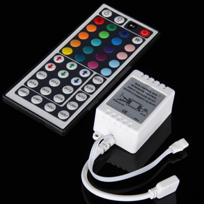 High Quality 44 - Keys SMD 3528 5050 Strip Lights RGB Remote Controller