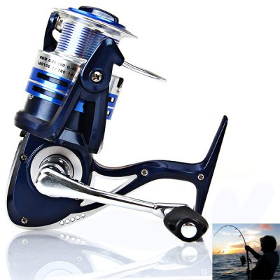 Hot Sale Corrosion-resistant LB5000 4+1BB Fishing Reel Spinning Reels Practical Fishing Tackle