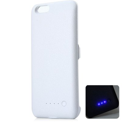 Fashionable 4000mAh Power Bank Case Backup Charger Holder with LED Indicator Light