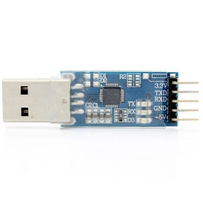 JY - MCU USB Serial Port Adapter CP2102 Chip with LED Indicator (Arduino Compatible)