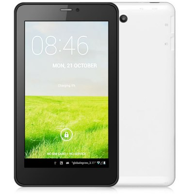 A7S Android 4.2 Phone Tablet PC with 7 inch WVGA A20 Dual Core 1.2GHz 4GB Bluetooth Dual Cameras