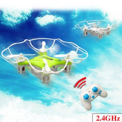 M9912 H7 RC Quadcopter of 6 Axis Gyro 2.4GHz 3D Flying Drone Lighting Mini Aircraft