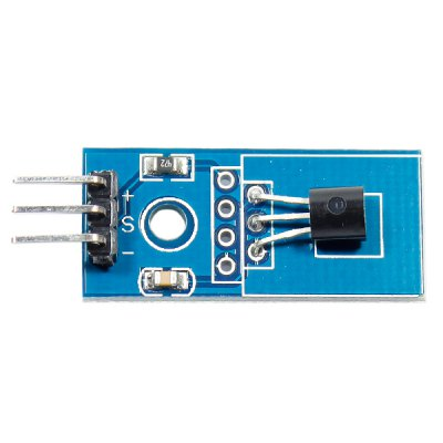 DS18B20 Tempreature Sensor Module