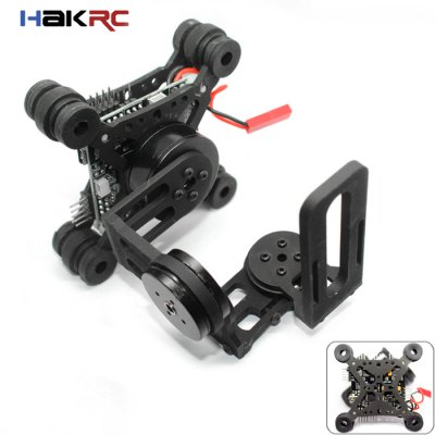 HAKRC Storm32 3 Alloy Axis Brushless Gimbal Lightweight Gopro3 Gopro4 FPV Fittings