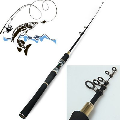 Yoshikawa TS - 706MH 2.1m Telescopic Lure Fishing Rod Pole Stick