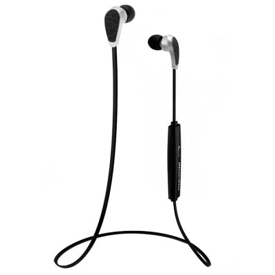 Bluedio N2 Sports Bluetooth V4.1 Hands Free Earphone Dual Earplugs with Mic for Tablet PC Smartphones
