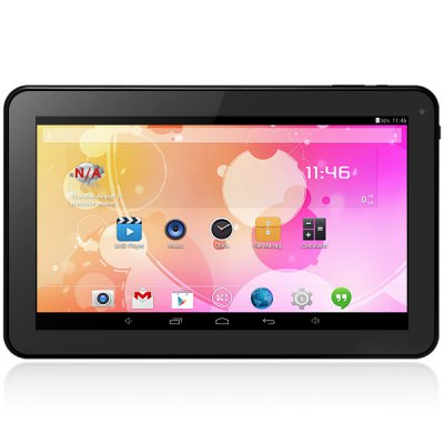 AOSD S33 10.1 inch Android 4.4 Tablet PC with WSVGA Screen All Winner A33 1.3GHz Quad Core 8GB ROM