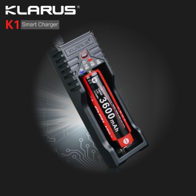 Klarus K1 USB Battery Charger