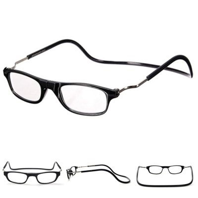 Folding Magnetic Reading Presbyopic Glasses for Old People  +1.0 / +1.5 / +2.0 / +2.5 / +3.0