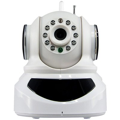 EYESIGHT ES - IP805AW 1.0MP WiFi Wireless IP PTZ Camera with Build - in Speaker for Home Security