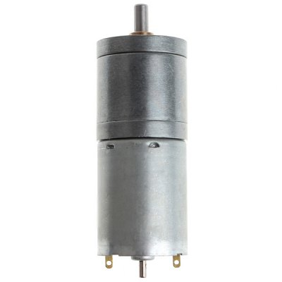 YuanBoTong DZ - 10 DC 12V 10RPM Electric Machinery Gear Motor for DIY Project