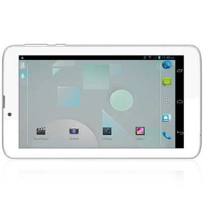 Ampe A77 Android 4.2 2G Phablet MTK6572 1.0GHz with 7 inch WVGA Screen Bluetooth GPS WiFi Dual Cameras