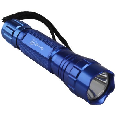High Power SingFire SF - 336 Cree XML T6 LED Flashlight Torch ( 800 Lumens 5 Modes 1 x 18650 Battery )の画像 3