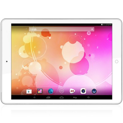 AM983 9.7 inch Android 4.2 Tablet PC with XGA Screen A33 Cortex A7 Quad Core 1.2GHz Dual Cameras Bluetooth WiFi 1GB RAM 16GB ROM