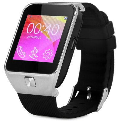 ZGPAX S28 1.54 inch Touch Screen Smart Watch Phone with Single SIM MP3 Bluetooth