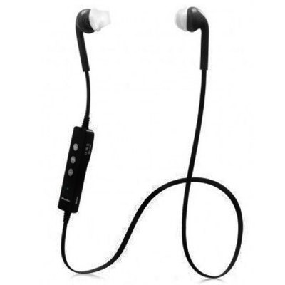 Bluedio S2 Wireless Bluetooth Handsfree Earphone Stereo Sound In - ear Headset with Mic for Smartphone Tablet PC