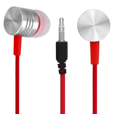Exquisite SMZ690 Hifi Sound In Ear Headphone 1.05M Good Sound Insulation Round Wire