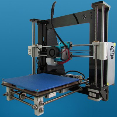 Sundystar i3 Acrylic Frame Reprap Prusa FDM Desktop 3D Printer Self - replicating for DIY Education Artist etc. ( AC 100V  -  24
