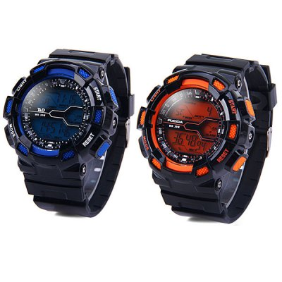 TD 9008 LED Sports Army Watch 30M Water Resistant Week Alarm Date