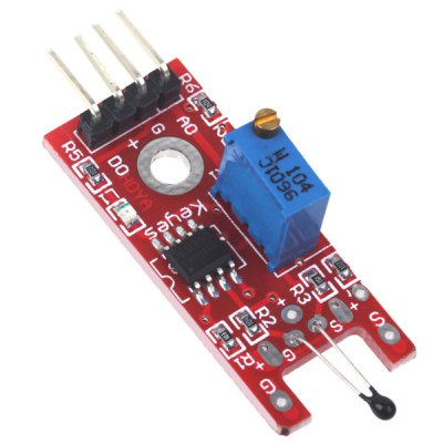 Keyes KY - 028 Multifunctional Digital Temperature Sensor Module Works with Arduino PIC AVR Raspberry Pi