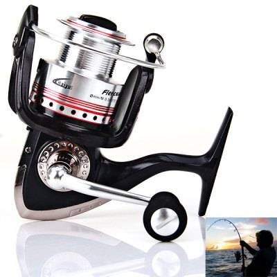 Hot Sale Corrosion-resistant Fi4000 5BB Fishing Reel Spinning Reels Practical Fishing Tackle