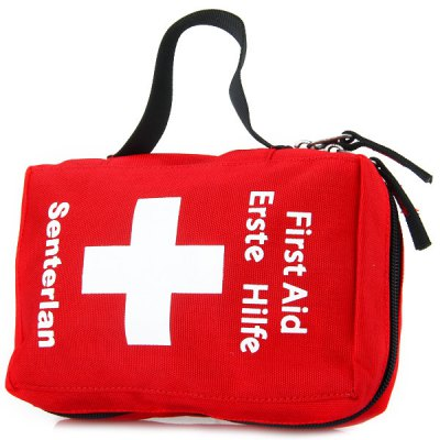 Portable Outdoor First - aid Bag Wash Bag Storage Bag for Travel and Outdoor Activities